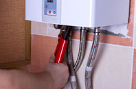 compare boiler install costs